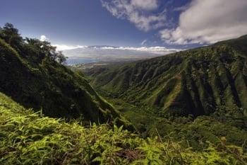 Wunderschöne Hawaii Landschaften