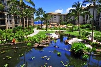 Luxushotel auf Hawaii