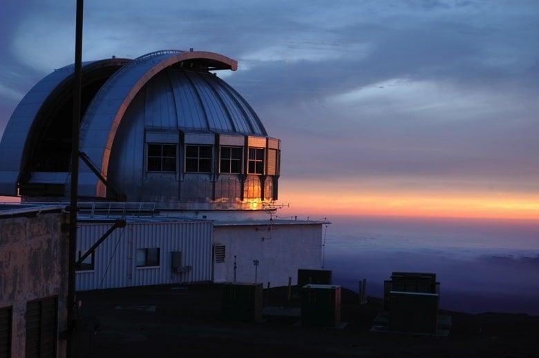 Die Sternwarte auf dem Mauna Kea
