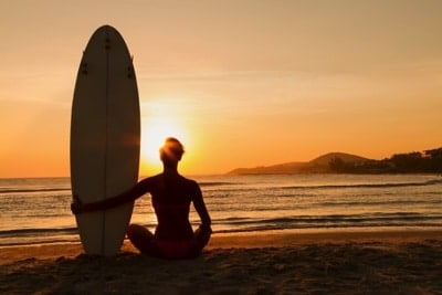 Das Hawaii Wetter - zum Surfen und Entspannen gleichermaßen geeignet