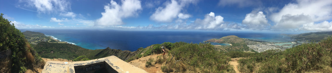 koko head hike oahu 360 Oʻahu